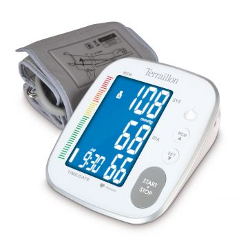 Tensio 手臂式血壓及心跳計