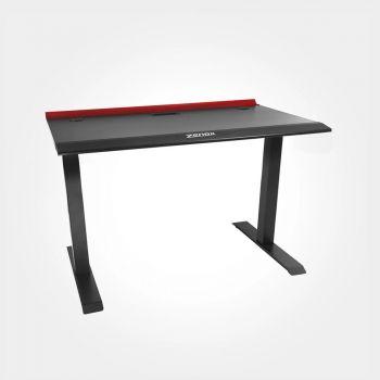 Zenox - 阿提密斯系列電競枱 固定版 1.8米 (紅色)