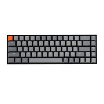Keychron - Keychron K6 鋁邊框Gateron 紅軸機械鍵盤