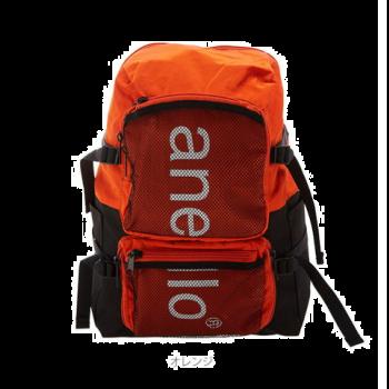 Anello - HDT MESH 大容量多間隔背包 AH-N1011-OR 橙色