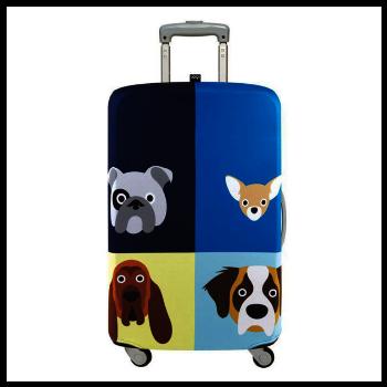 LOQI - 行李保護套  (M) – STEPHEN CHEETHAM Dogs