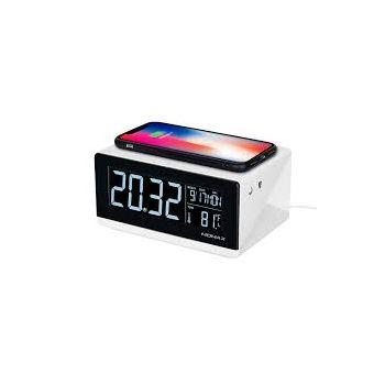 Momax - Q.Clock 無線充電子鬧鐘