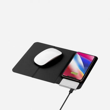 Momax - Q.Mouse Pad 無線充電墊 (黑色)