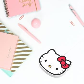 thecoopidea x Sanrio Hello Kitty 10W 快速無線充電板