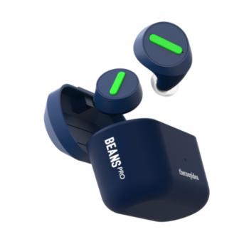 thecoopidea BEANS Pro Active IPX7防水真無線藍芽耳機 - 瑜珈藍