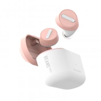 thecoopidea - BEANS Pro IPX7 防水真無線藍芽耳機(粉紅)