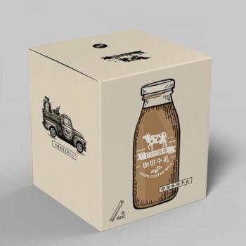 Dripo 即溶三合一 ドリポ牧場咖啡牛乳【減糖版】    25包裝