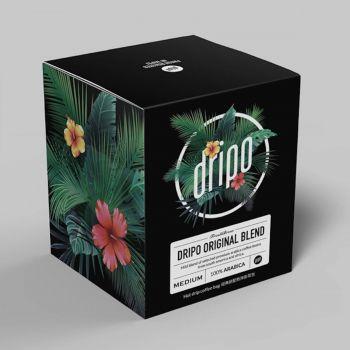 Dripo 熱沖咖啡掛耳包 #01經典拼配   10克 x 10包裝