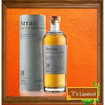 Arran Single Malt 18yo威士忌