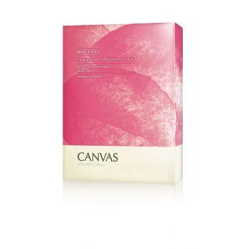 CANVAS - 玫瑰高效保濕精華面膜