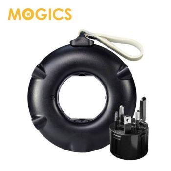 MOGICS - 新加坡 MOGICS 旅用圓形排插