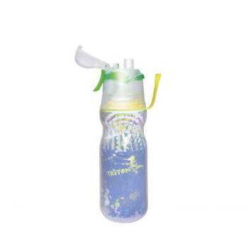 TRITON - 【新蓋設計】有蓋保凍噴霧安全鎖水樽 New Mist Cool Bottle 16oz Speed