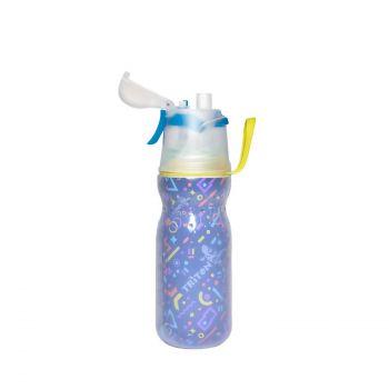 TRITON - 【新蓋設計】有蓋保凍噴霧安全鎖水樽 New Mist Cool Bottle 16oz Digi Light
