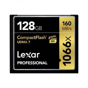 LEXAR 1066X CompactFlash® 128GB【原廠行貨】