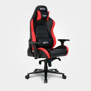 Zenox - 木星系列電競椅 (紅色)