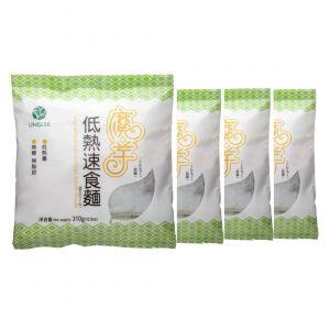 Ling Lee - 無添加魔芋低熱速食麵 310g [四件套裝]