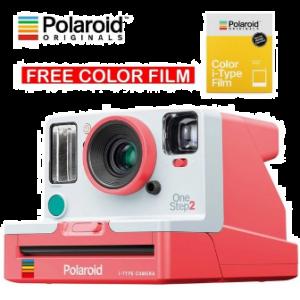 Polaroid Originals - OneStep 2 i-Type 即影即有相機 – Coral 粉紅色 (特別限量版)