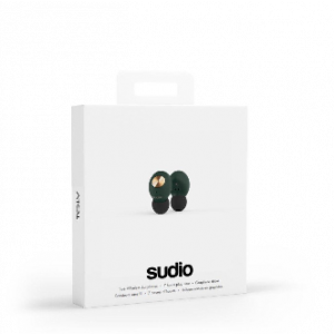 Sudio - Tolv 真無線藍牙耳機 - 綠色