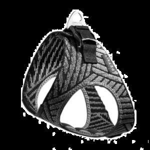 PETKIT - Air Fly飛織胸背帶 (普通款灰色) [中碼]