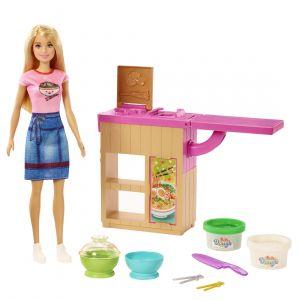 芭比 - 拉麵店組合連娃娃