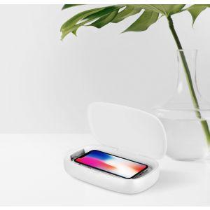 Momax - Q.Power UV-Box 無線充電紫外光消毒盒