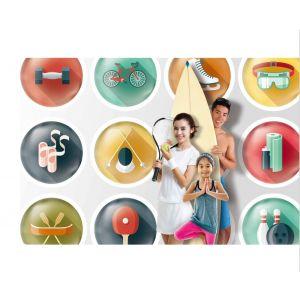「智Fit 」運動保險 6折優惠碼(適用於全年計劃)